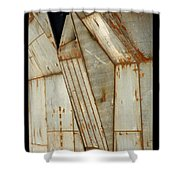Hull Detail Shower Curtain
