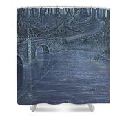 Humble Creek  Shower Curtain