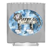 Humphrey Shower Curtain