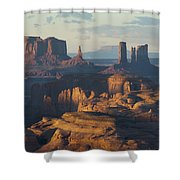 Hunt's Mesa View 7602 Shower Curtain