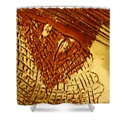 Hurricane- Tile Shower Curtain