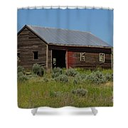 Hwy 2-3270 Shower Curtain