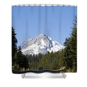 Hwy 26 Shower Curtain