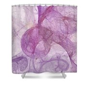Hydatiform Rhythm  Id 16097-225942-04140 Shower Curtain