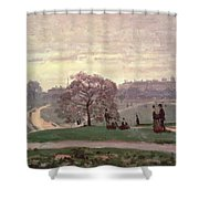 Hyde Park Shower Curtain