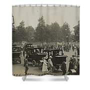Hyde Park Corner Shower Curtain