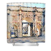 Hyde Park Entrance Shower Curtain