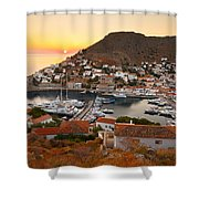 hydra 'LIX Shower Curtain