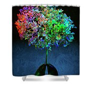 Hydrangea #1 Shower Curtain