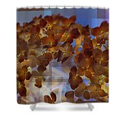 Hydrangea 2 Shower Curtain