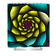 Hypnosis Shower Curtain