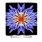 Hypnotic Shower Curtain