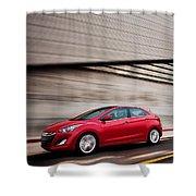 Hyundai Shower Curtain