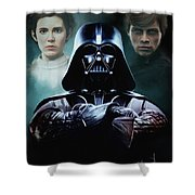 I Am Your Father Shower Curtain