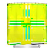 I Am Your Servant 4 Shower Curtain by Eikoni Images