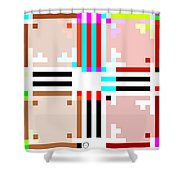 I Am Your Servant 5 Shower Curtain