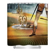 I Believe In Fairy Tales Shower Curtain