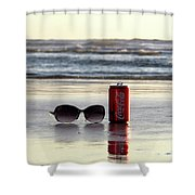 I Can Sea Clearly Now Shower Curtain