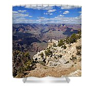 I Can See For Miles And Miles - Grand Canyon Shower Curtain