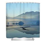 I Dream Of Alice Shower Curtain
