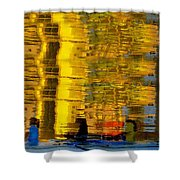 I Dreamed Of Six Woman Rowing Shower Curtain