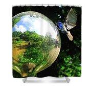 I Love Me 2 Shower Curtain