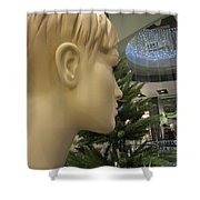 I Profile You Shower Curtain