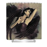 I Promise To Love You For Eternity 02 Shower Curtain