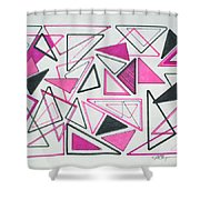 I Remember 1957 Shower Curtain