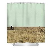 I Remember What We Said Shower Curtain