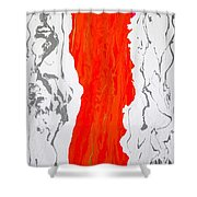 I Say Yes Way Shower Curtain