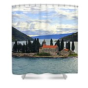I Stand Alone Shower Curtain
