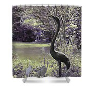 I Stand Tall Shower Curtain