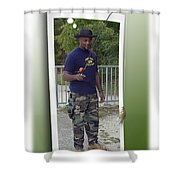 I Thought It Was Bigger Shower Curtain