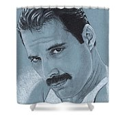 I Want To Break Free Shower Curtain