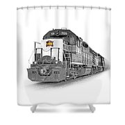 Iais 709 Color Herold Shower Curtain