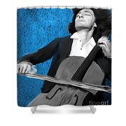 Ian Maksin Shower Curtain