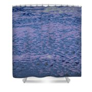 Ice And Snow #h1 Shower Curtain