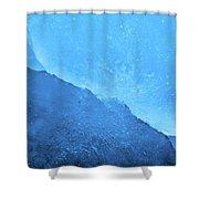 Ice Art #224 Shower Curtain