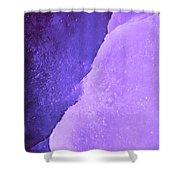 Ice Art #225 Shower Curtain