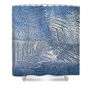 Ice Galore Shower Curtain