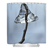 Ice On A Stick Shower Curtain
