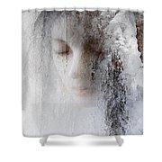 Ice Queen Shower Curtain