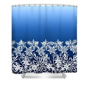 Iced-lowpriced Shower Curtain