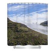 Iceland 10 Shower Curtain