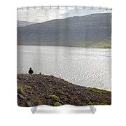Iceland 12 Shower Curtain