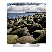 Iceland 13 Shower Curtain