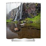 Iceland 15 Shower Curtain
