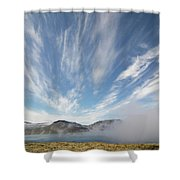 Iceland 16 Shower Curtain