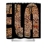 Iceland 1632 Shower Curtain